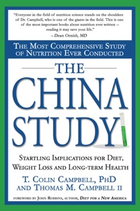 The China Study cover