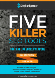 5 Killer SEO Tools