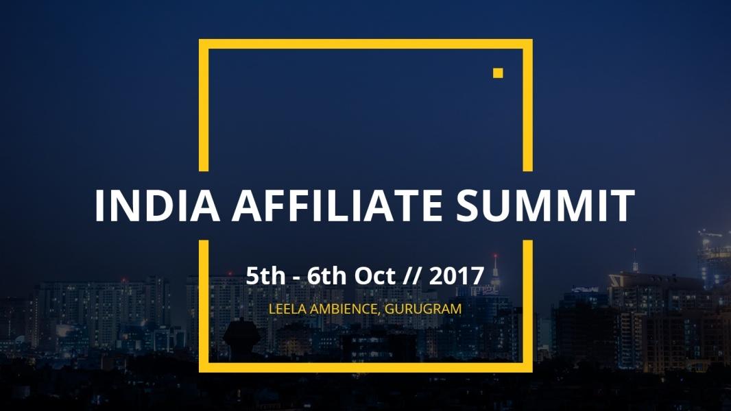 India Affiliate Summit